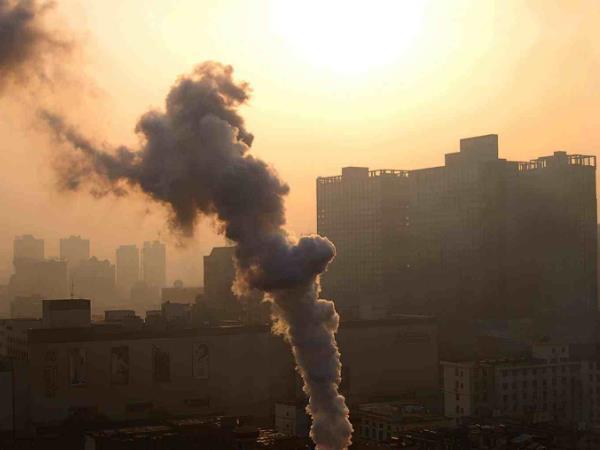 风途烟气在线监测系统适用于火电厂等高污行业